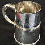 Thomas Oken's silver - one of the Tankards