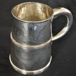 Thomas Oken's silver - other side of the Tankard